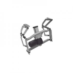 PLI49 compact motorized cromato nero